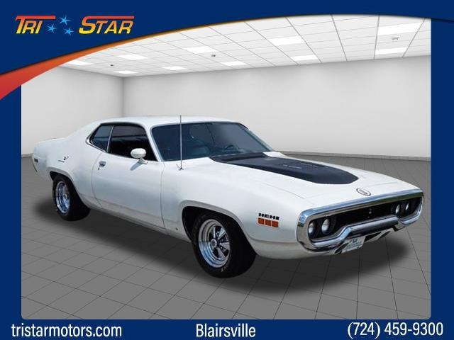 Pre-Owned 1971 Plymouth Road Runner
