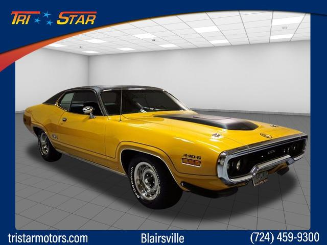 Pre-Owned 1971 Plymouth GTX