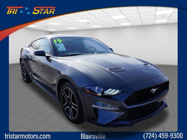 Pre-Owned 2019 Ford Mustang 2 Dr Coupe