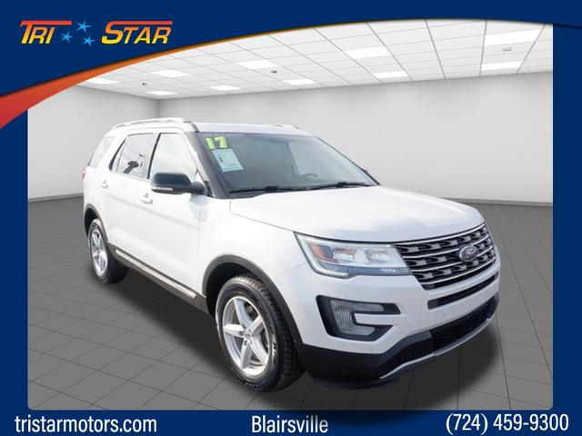 Pre-Owned 2017 Ford Explorer SUV