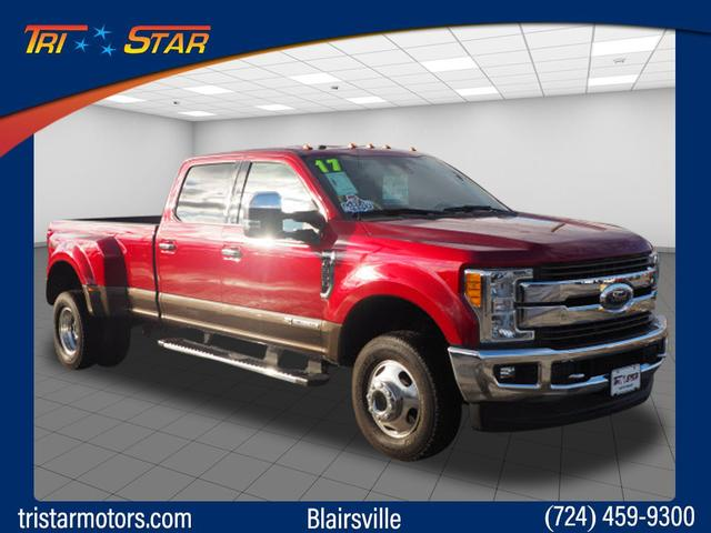 Pre Owned 2017 Ford F 350 Super Duty King Ranch