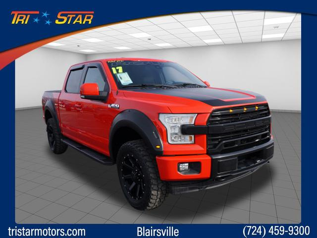 Pre-Owned 2017 Ford F-150 Roush