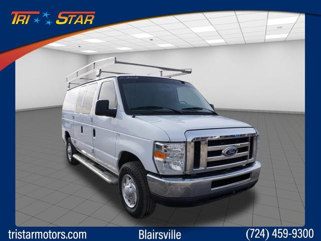 Pre-Owned 2014 Ford E-250 E Series