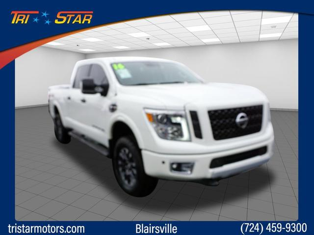 Pre-Owned 2016 Nissan Titan XD Pro4x