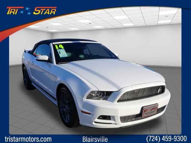 Pre-Owned 2014 Ford Mustang 2 Dr Coupe