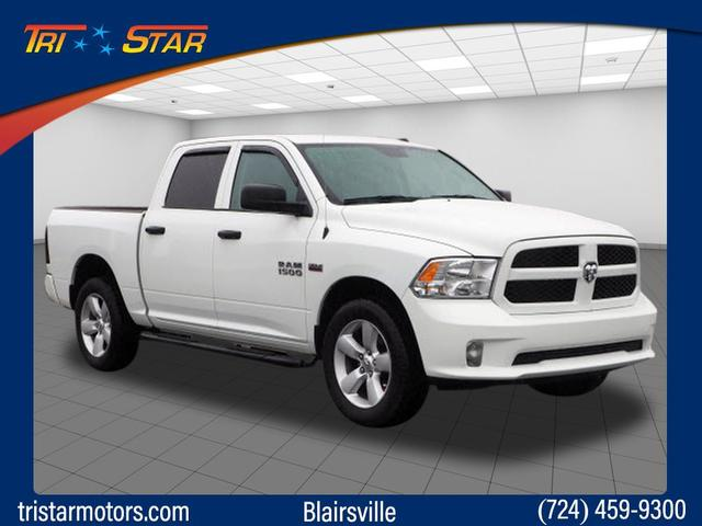 Pre-Owned 2018 RAM 1500 Express Crew