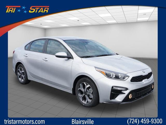 All New 2019 KIA Forte
