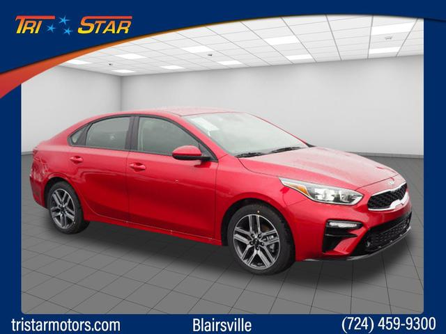 New 2019 Kia Forte S 4dr Car In Blairsville 19a510 Tri Star Kia