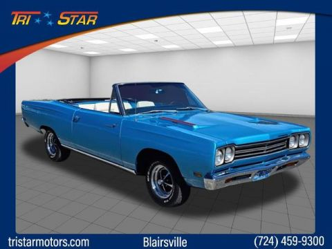 Pre-Owned 1969 Plymouth Road Runner