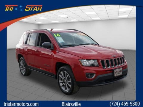 Pre-Owned 2016 Jeep Compass Sport SE