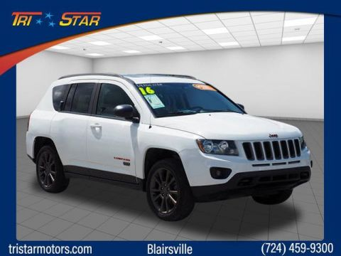 Pre-Owned 2016 Jeep Compass Sport 75th Anniversary