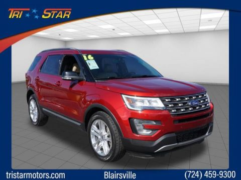 Pre-Owned 2016 Ford Explorer SUV 4WD