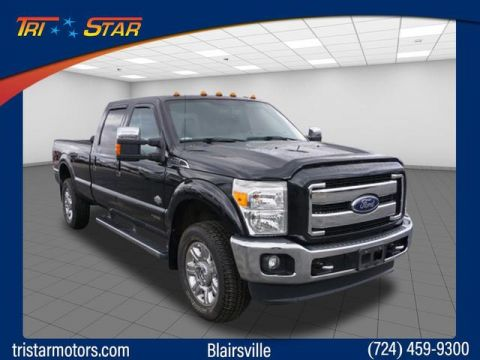 Pre-Owned 2015 Ford F-350 Super Duty