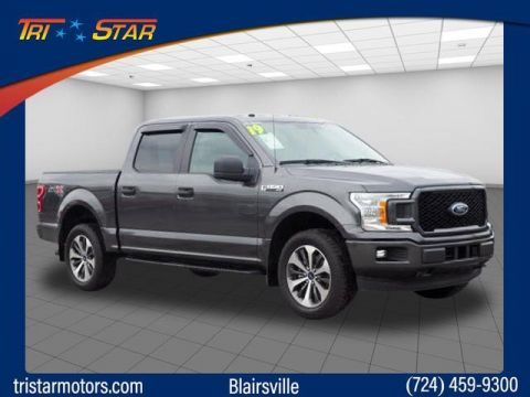 Pre-Owned 2019 Ford F-150 STX