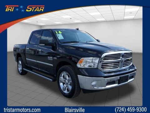 Pre-Owned 2016 RAM 1500 Big Horm