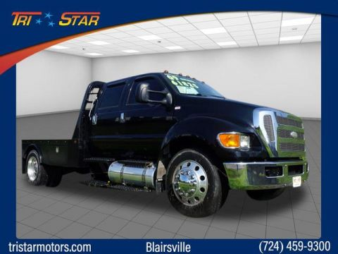 Pre-Owned 2009 Other F650 XLT Crew Cab
